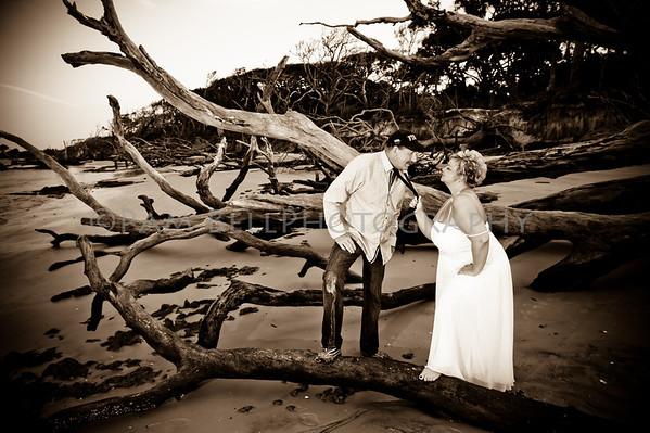 Steve and Leslie - Amelia Island