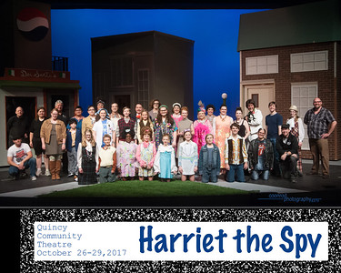 QCT Harriet the Spy - 2017