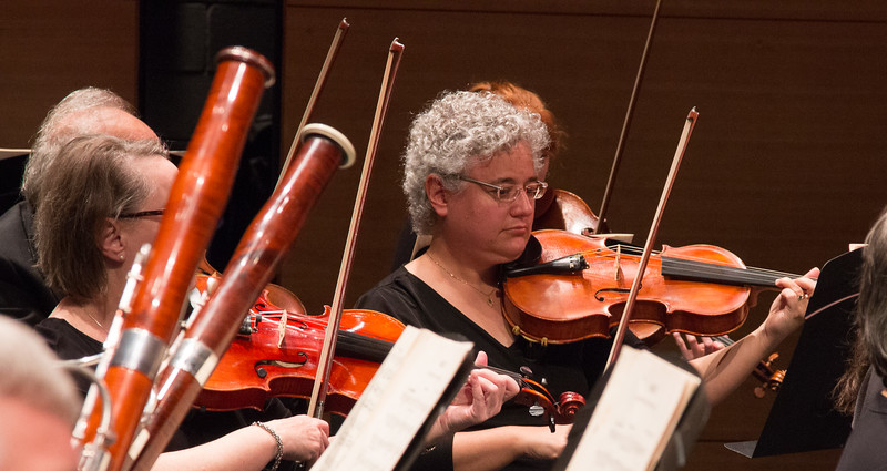 Jessica Sunshine -- Symphony of the Potomac at the Cultural Arts Center, Silver Spring, MD, February 2018.