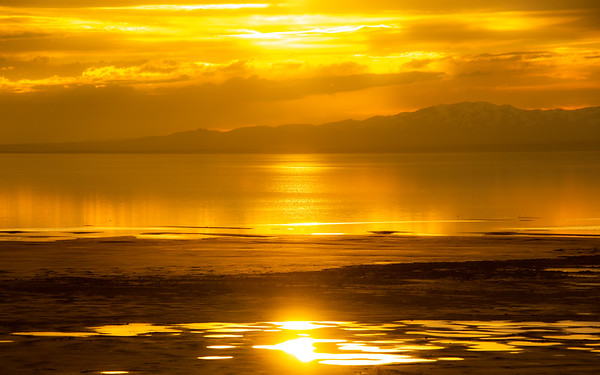 World Without End: Sun, Sea, and Panoramas at The Spiral Jetty