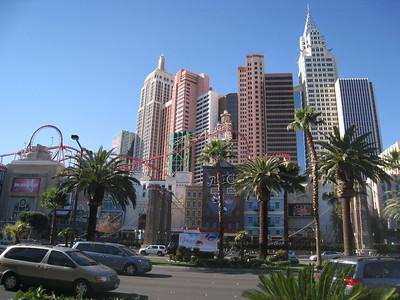 """The Strip"" Las Vegas (December 2011)"