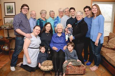Tellett Family 2019
