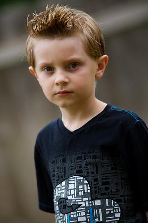 Jonah - Age 7 (2013-2014)