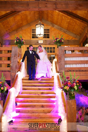 Entrances and First Dance