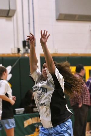 Eldred vs. Sullivan West Girls Basketball 12-10-19