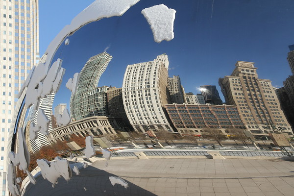 "Chicago ""The Bean"""
