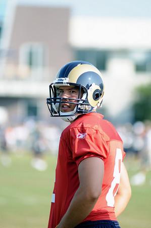 2010 Rams Preseason Practice