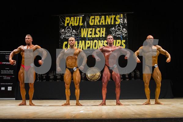 Bodybuilding Under 80kg
