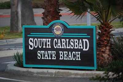 Road Trip Part 2: South Carlsbad State Beach & Legoland: 02-17 & 02-18-08