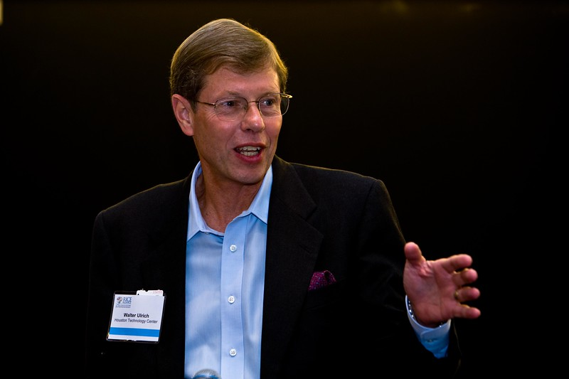 Walter Ulrich, President and CEO, Houston Technology Center