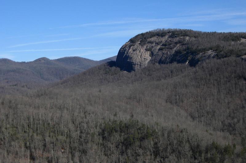 John Rock Cliffs