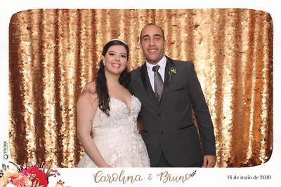 Carolina e Bruno