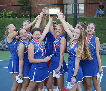 Penn Yan Tennis 10-9-18 (Sectional Final)