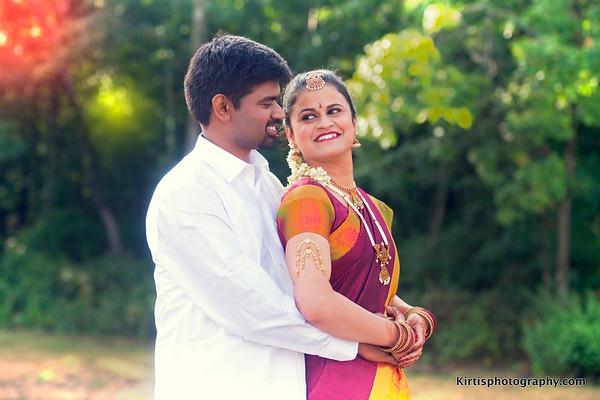 Vivek & Kruthika's Wedding