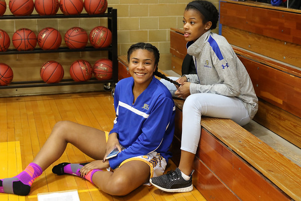 161202 Girls Varsity Basketball v Crossroads