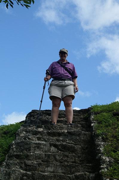 Mayan Ruins of Xunantunich, Belize City - Wednesday, Dec 27, 2006, Day 5
