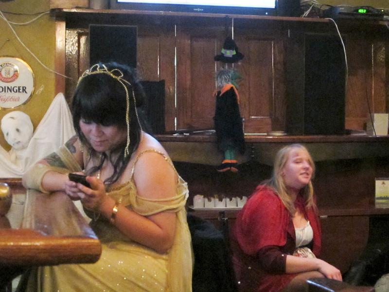 Emerald Inn Halloween Party