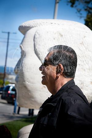 Cesar Chavez March 2012
