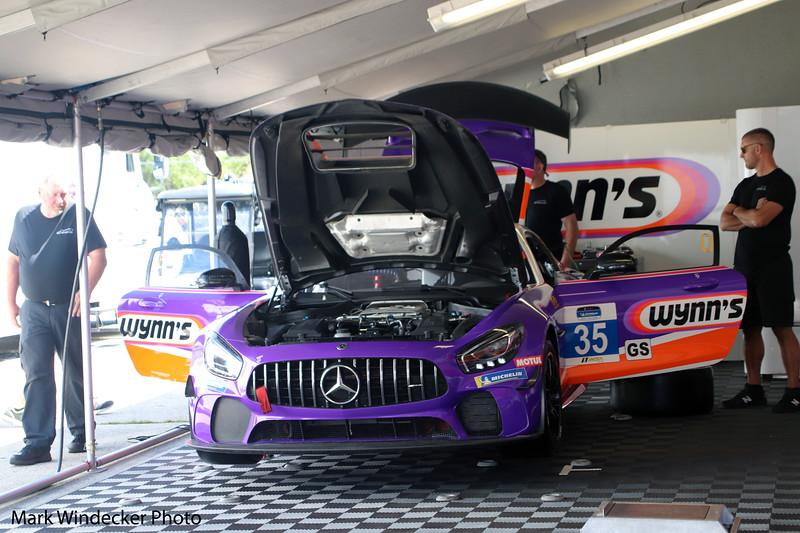 Riley Motorsports Mercedes-AMG