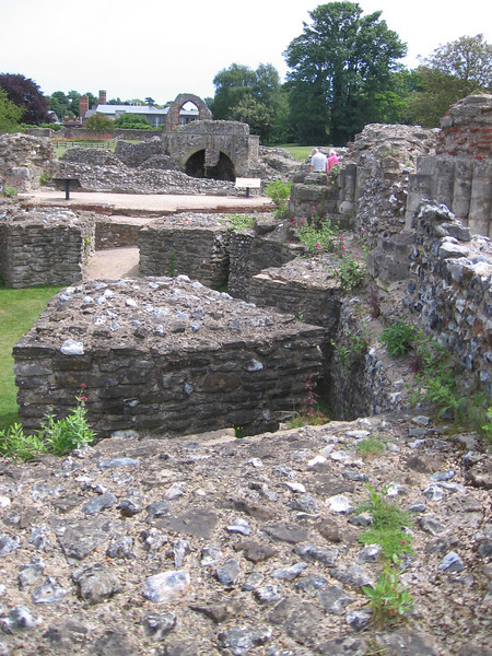 St. Augustine's Abbey, Canterbury