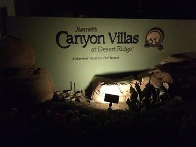 Marriott's Canyon Villa's May 2015