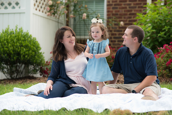 Malone Family, Summer 2018