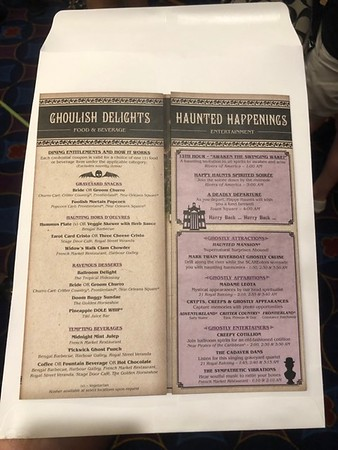 2019-08-08 - DLR News and Info - Haunted Mansion 50th Anniversary Event