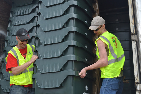 Recycling comes to Stephens County