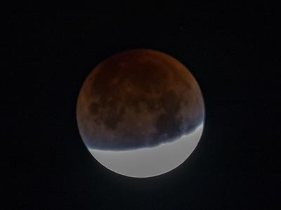 Supermoon Lunar Eclipse 2018
