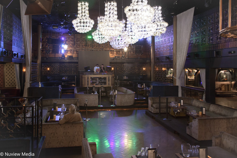 Inside Greystone Manor