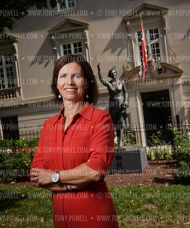 Norway Ambassador Anniken Krutnes