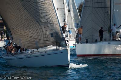 Balboa Yacht Club   Beercan Race 9-3-14