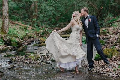 Elizabeth & Dave Wedding