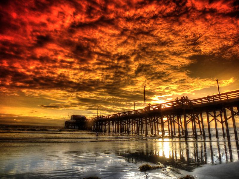 Sky Fire  Newport Beach, California.jpg