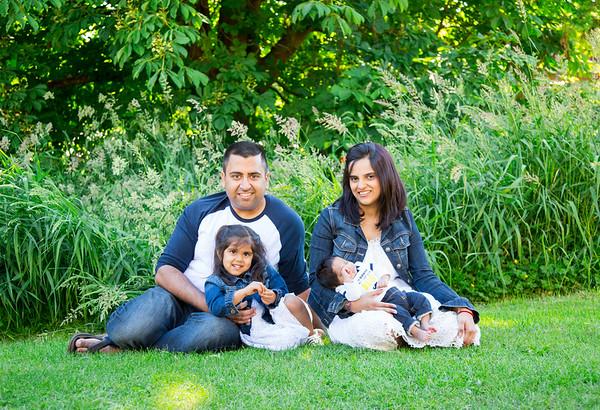 Baby Aydin & Family