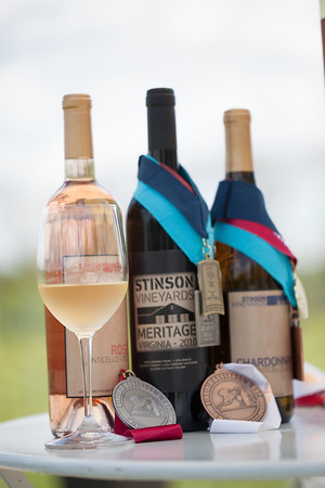 Stinson Vineyards May 2013