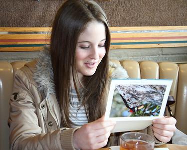2010 Hannah is 20! Black Oak Restaurant in Vacaville