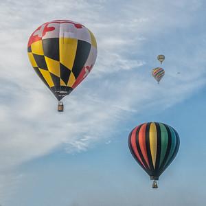 Flying Circus Balloon Festival 2021