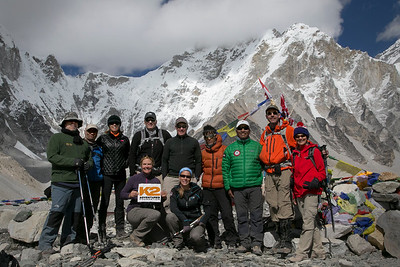 Everest Base Camp Summit Day 2013 #2