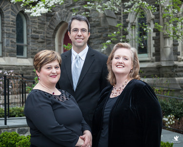 Business Portraits - Krys, Alyson, Erik