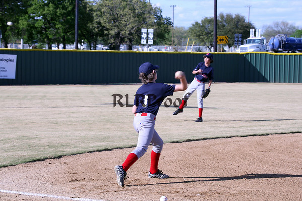 Red Sox vs Godley Wildcats 2 April 13, 2009