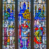 East Nave - 1914-1918 War memorial - David's Oblation