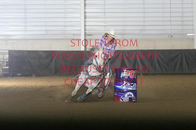 Sat open 2nd barrel