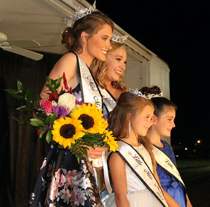 2021 Monroe County Fair Queen and Little Miss Pageant