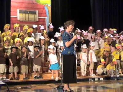 Recital - Clariden School Part I