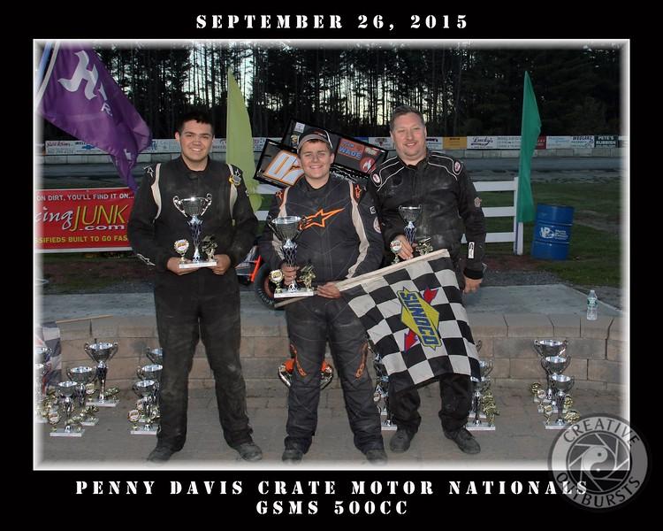 9-26 Penny Davis Crate Motor Nationals