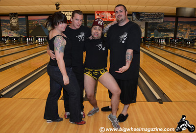 Druglords Of The Alleys - Squad 1 - Punk Rock Bowling 2012 Team Photo - Sam's Town - Las Vegas, NV - May 26, 2012