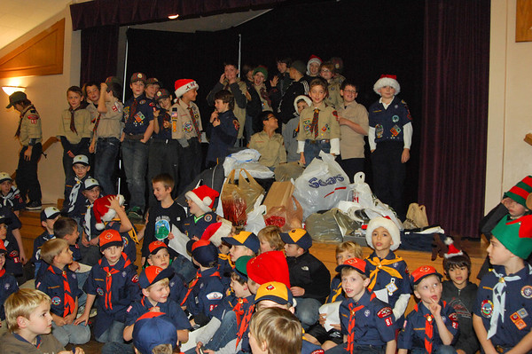 Pack80 Friends of Youth 2011