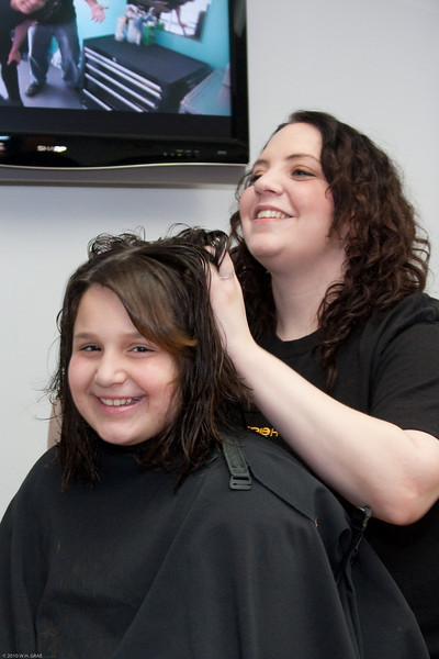 Cut-A-Thon Hosted by Local Salon to Benefit Haitian Relief Efforts