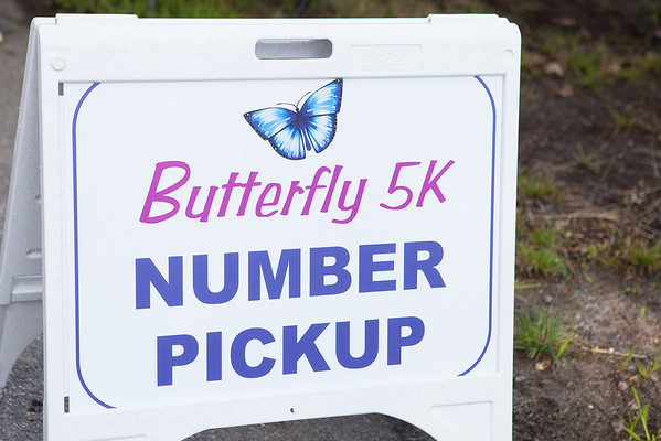 2012 Butterfly 5k